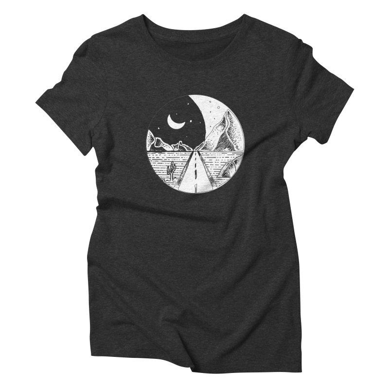 Alexandu Achim Women's Triblend T-Shirt by Misterdressup
