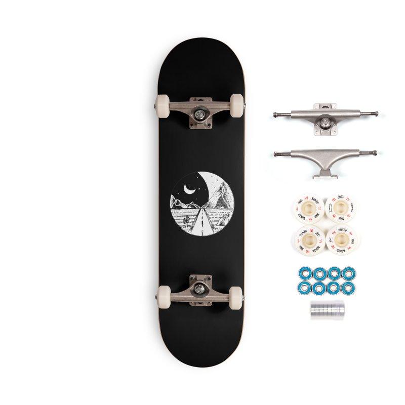 Alexandu Achim Accessories Complete - Premium Skateboard by Misterdressup