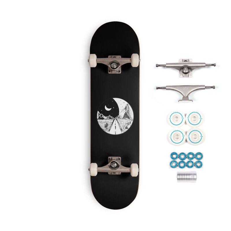 Alexandu Achim Accessories Complete - Basic Skateboard by Misterdressup