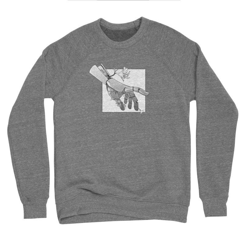 Drew Shapiro Women's Sponge Fleece Sweatshirt by Misterdressup