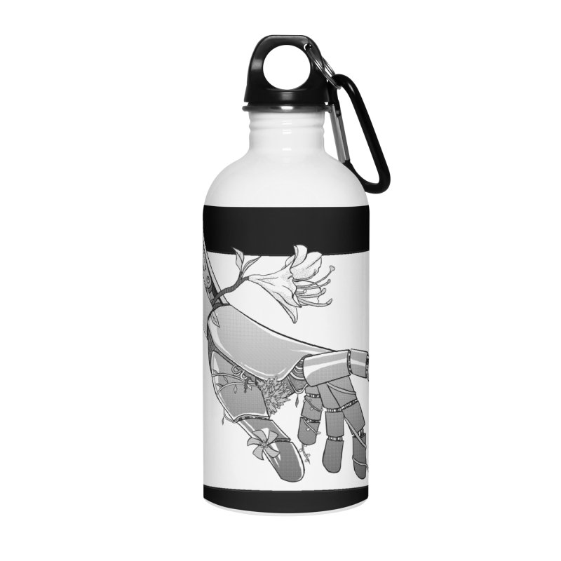 Drew Shapiro Accessories Water Bottle by Misterdressup