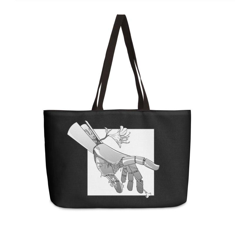 Drew Shapiro Accessories Weekender Bag Bag by Misterdressup