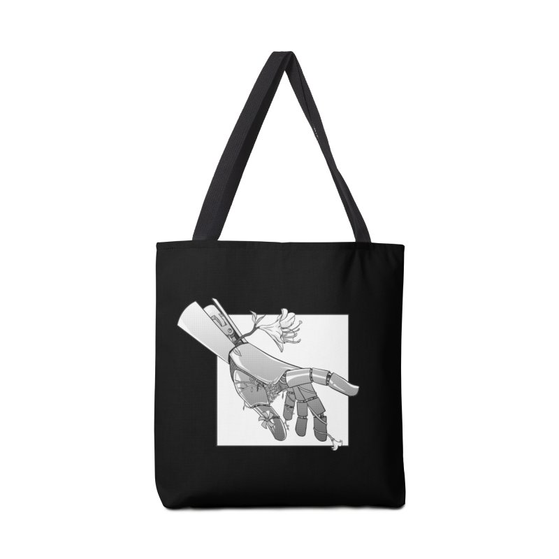 Drew Shapiro Accessories Tote Bag Bag by Misterdressup