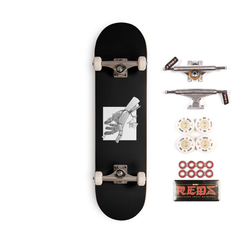 Drew Shapiro Accessories Complete - Pro Skateboard by Misterdressup