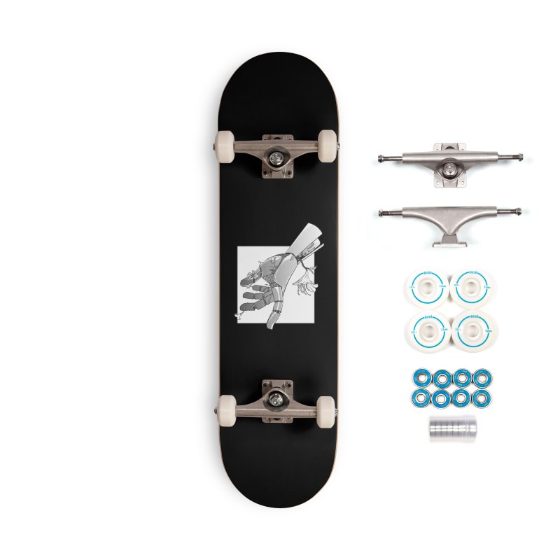 Drew Shapiro Accessories Complete - Basic Skateboard by Misterdressup