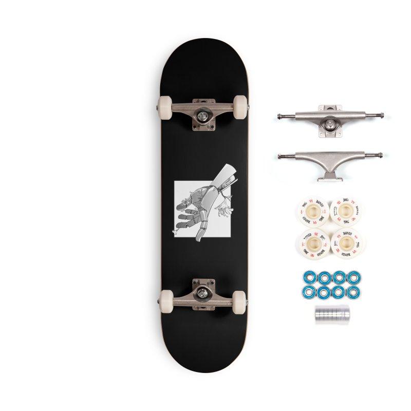 Drew Shapiro Accessories Complete - Premium Skateboard by Misterdressup