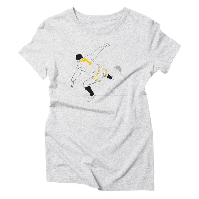 Raul Kuvischansky Women's Triblend T-Shirt by Misterdressup