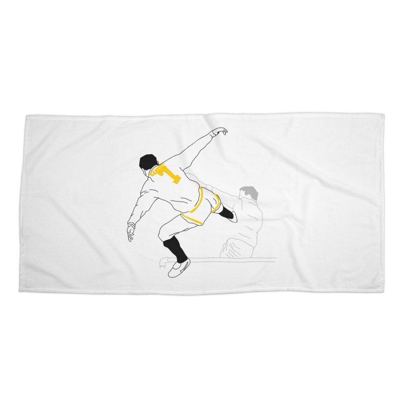 Raul Kuvischansky Accessories Beach Towel by Misterdressup