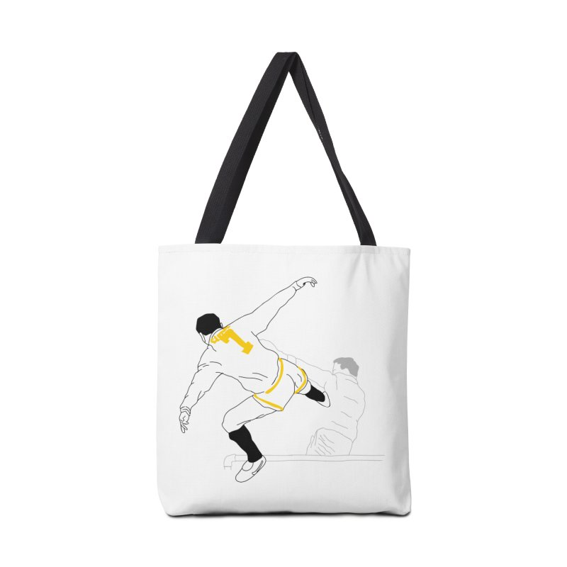 Raul Kuvischansky Accessories Tote Bag Bag by Misterdressup