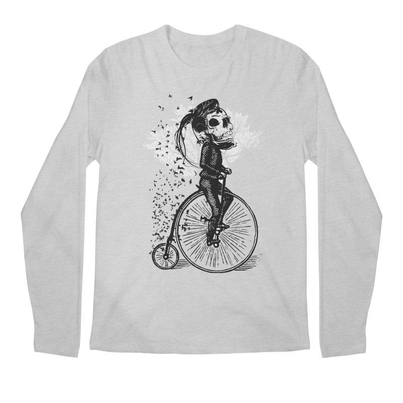 Biker Attitude Men's Longsleeve T-Shirt by Misterdressup