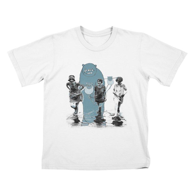 Girls Gone Wild in Kids T-Shirt White by Misterdressup