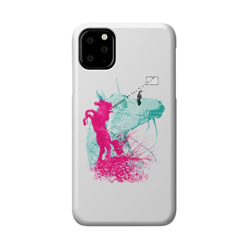 Unicorn Dream Accessories Phone Case by Misterdressup