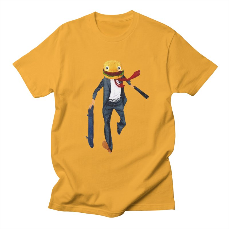 Skateburger Men's T-Shirt by Misterdressup