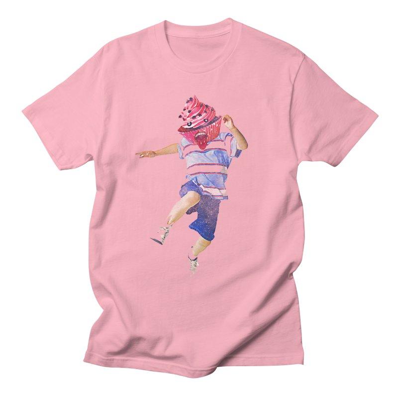Cupcake Boy Men's T-Shirt by Misterdressup