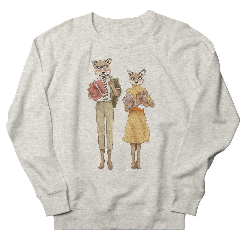 Fox Love Men's Sweatshirt by Misterdressup