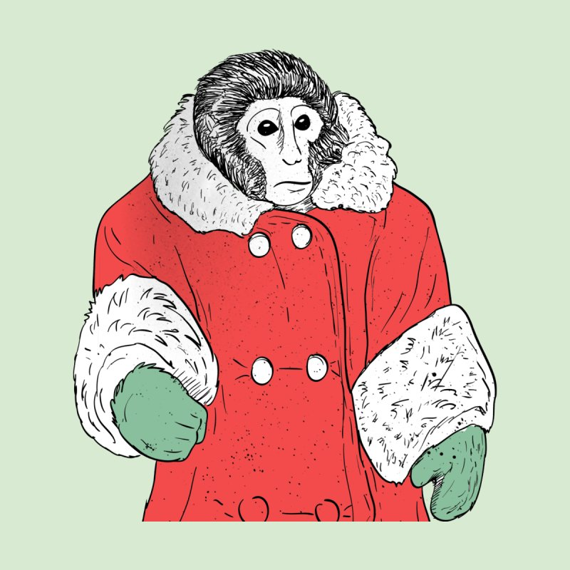 Ikea Monkey Men's Sweatshirt by Misterdressup