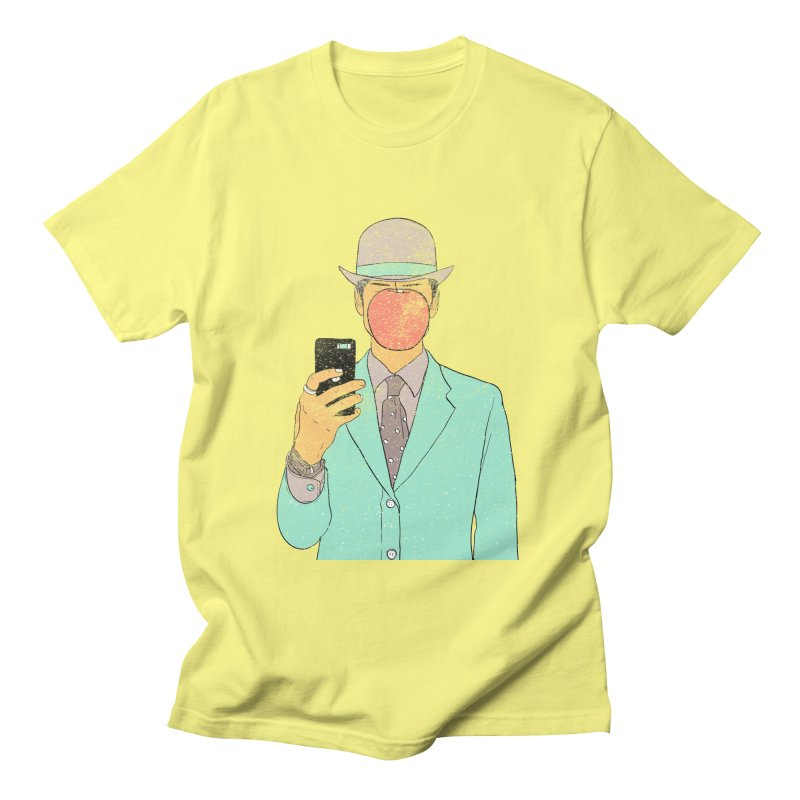 Original Selfie Men's T-Shirt by Misterdressup