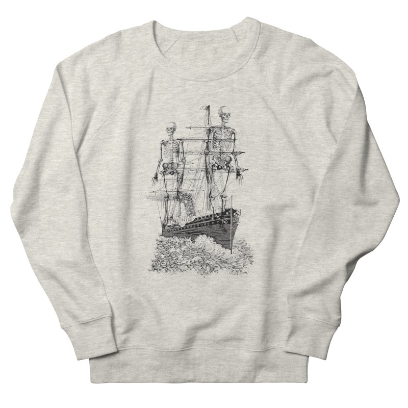 Skull Ship Women's Sweatshirt by Misterdressup