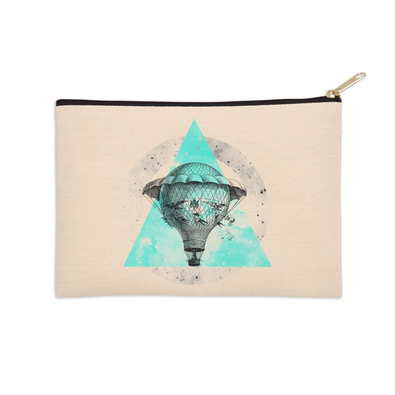 Time Travel Bundle Accessories Zip Pouch by Misterdressup