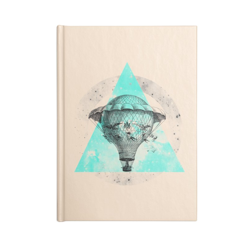 Time Travel Bundle Accessories Notebook by Misterdressup