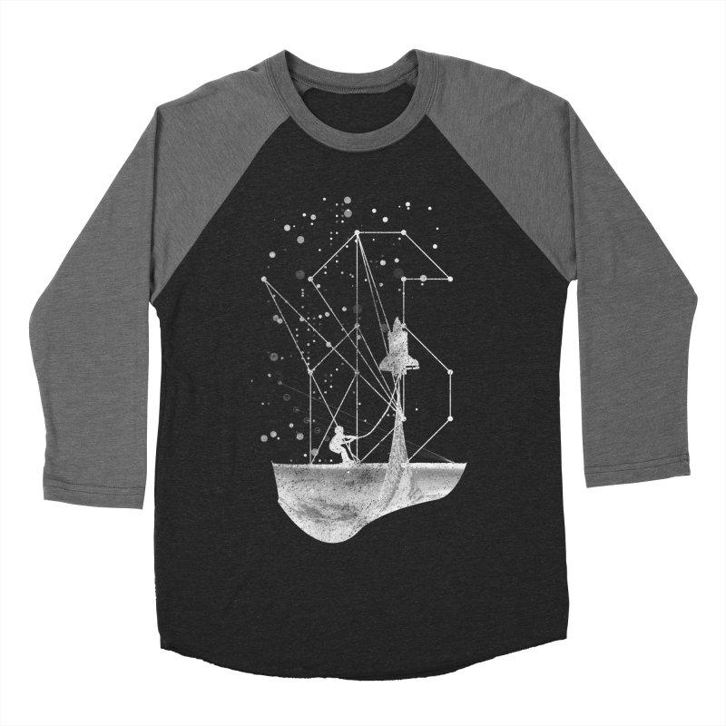 Abort Missioin Women's Baseball Triblend Longsleeve T-Shirt by Misterdressup