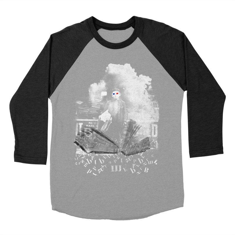Ancient Geeks Women's Baseball Triblend Longsleeve T-Shirt by Misterdressup