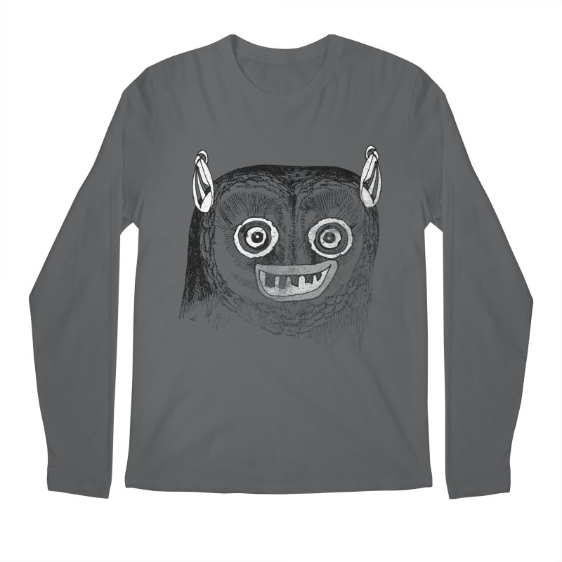 Owl you need is love! Men's Longsleeve T-Shirt by Misterdressup