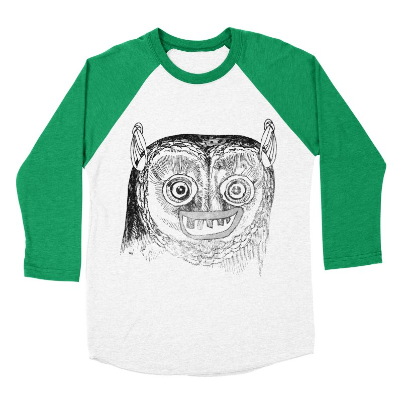 Owl you need is love! Women's Baseball Triblend Longsleeve T-Shirt by Misterdressup