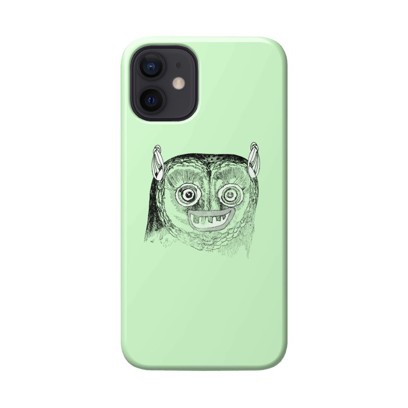 Owl you need is love! Accessories Phone Case by Misterdressup