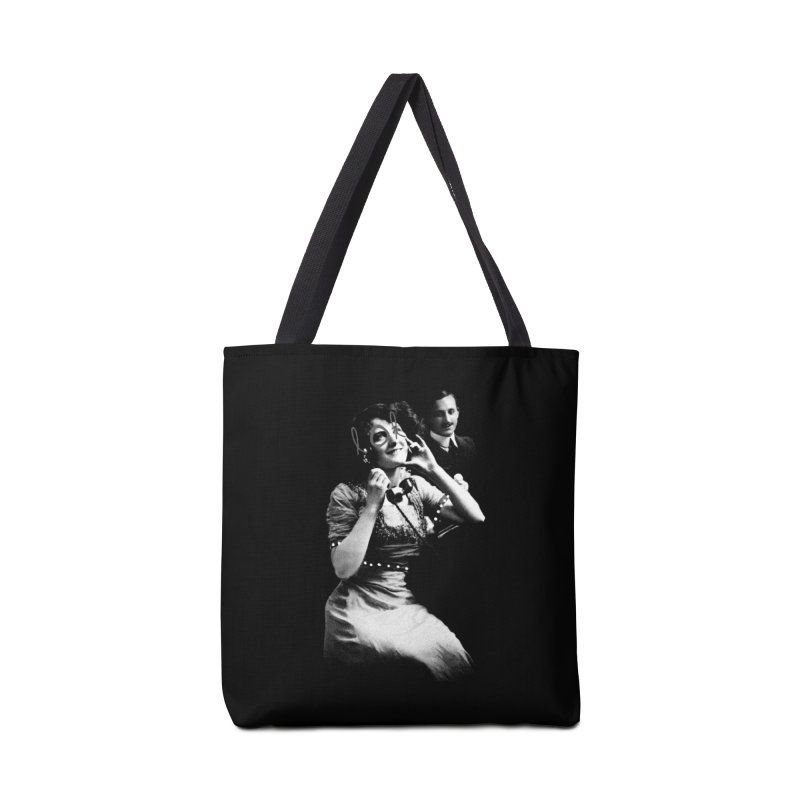 Vintage Lol in Tote Bag by Misterdressup