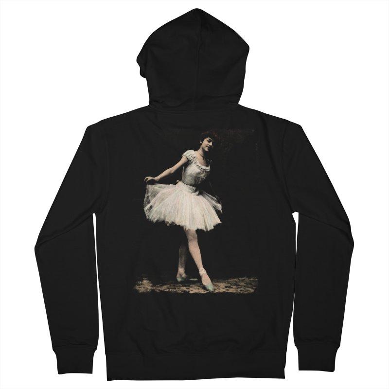Ballerina Women's Zip-Up Hoody by Misterdressup
