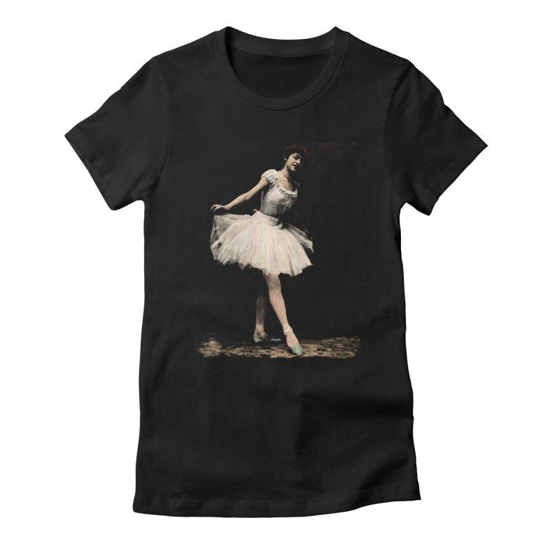 Ballerina Women's T-Shirt by Misterdressup