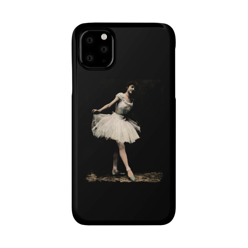 Ballerina Accessories Phone Case by Misterdressup