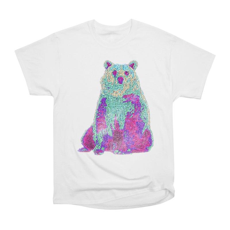 Bear Knit Men's T-Shirt by Misterdressup