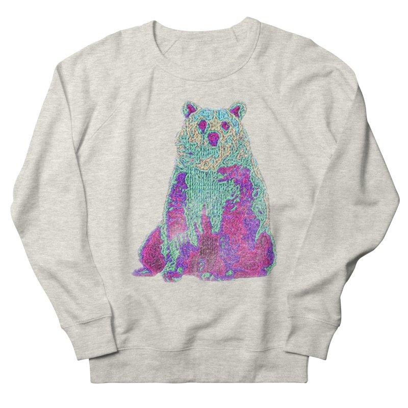 Bear Knit Women's Sweatshirt by Misterdressup