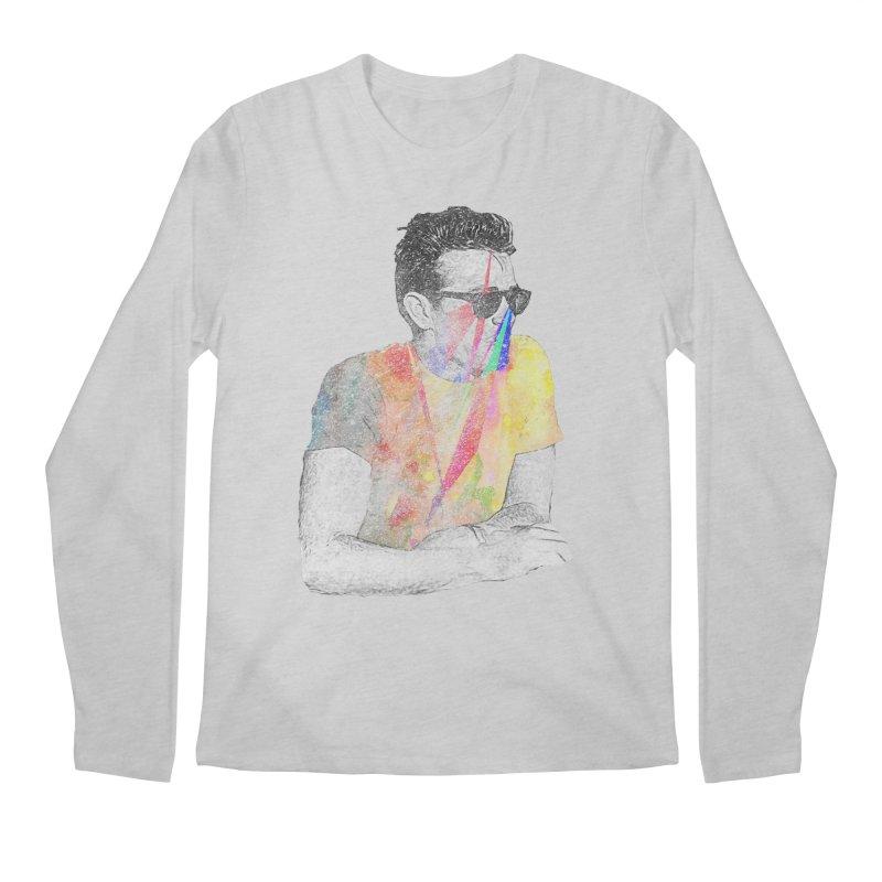 James Dean Men's Longsleeve T-Shirt by Misterdressup