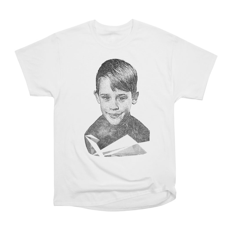Kevin Mccallister Men's T-Shirt by Misterdressup