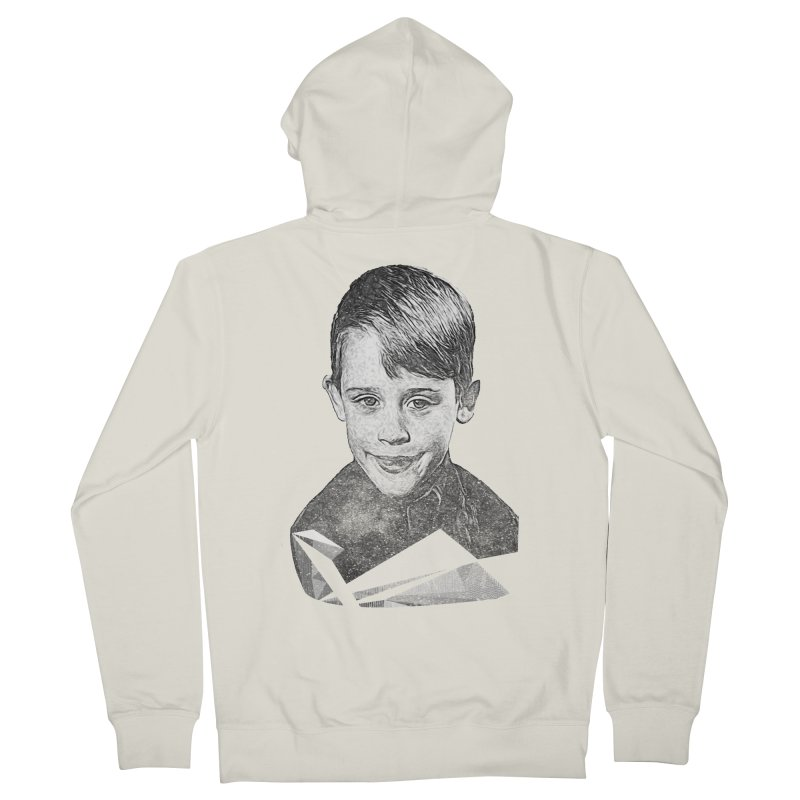 Kevin Mccallister Women's Zip-Up Hoody by Misterdressup