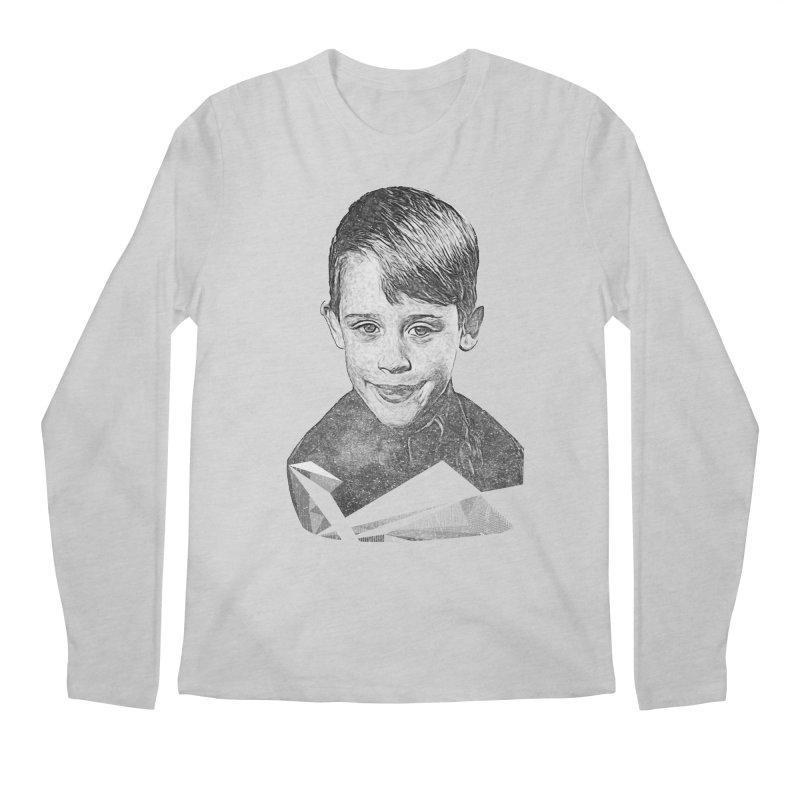 Kevin Mccallister Men's Longsleeve T-Shirt by Misterdressup