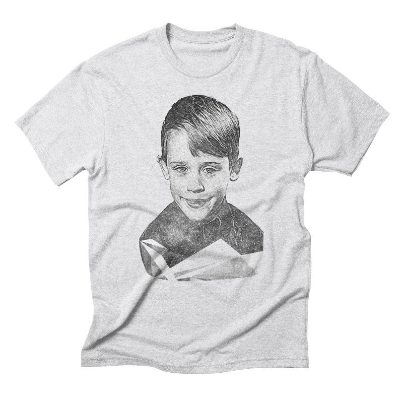 Kevin Mccallister Men's Triblend T-Shirt by Misterdressup