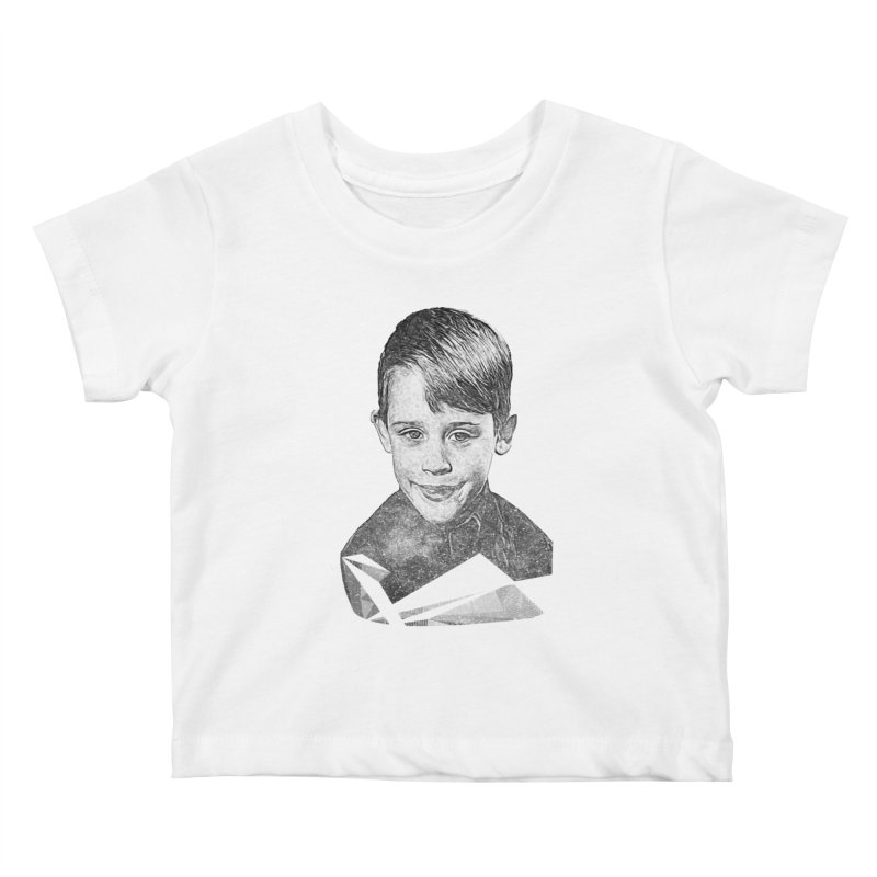 Kevin Mccallister Kids Baby T-Shirt by Misterdressup