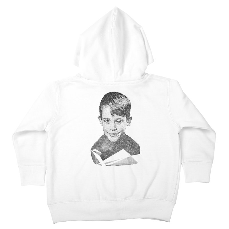 Kevin Mccallister Kids Toddler Zip-Up Hoody by Misterdressup