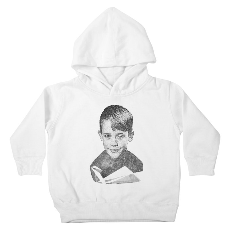 Kevin Mccallister Kids Toddler Pullover Hoody by Misterdressup