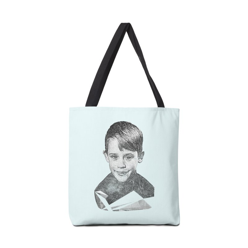 Kevin Mccallister in Tote Bag by Misterdressup