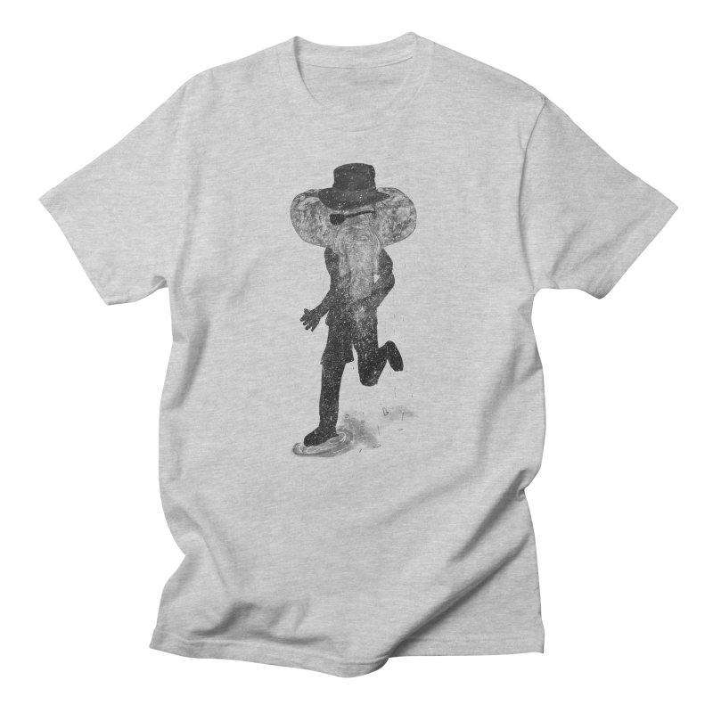 Piratelephant Men's T-Shirt by Misterdressup
