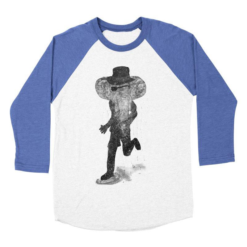 Piratelephant Women's Baseball Triblend Longsleeve T-Shirt by Misterdressup