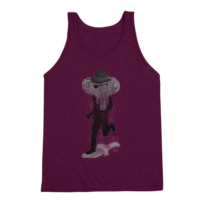 Piratelephant Men's Tank by Misterdressup