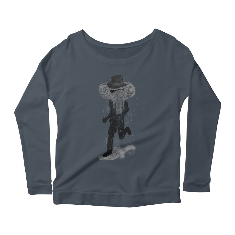 Piratelephant Women's Longsleeve T-Shirt by Misterdressup