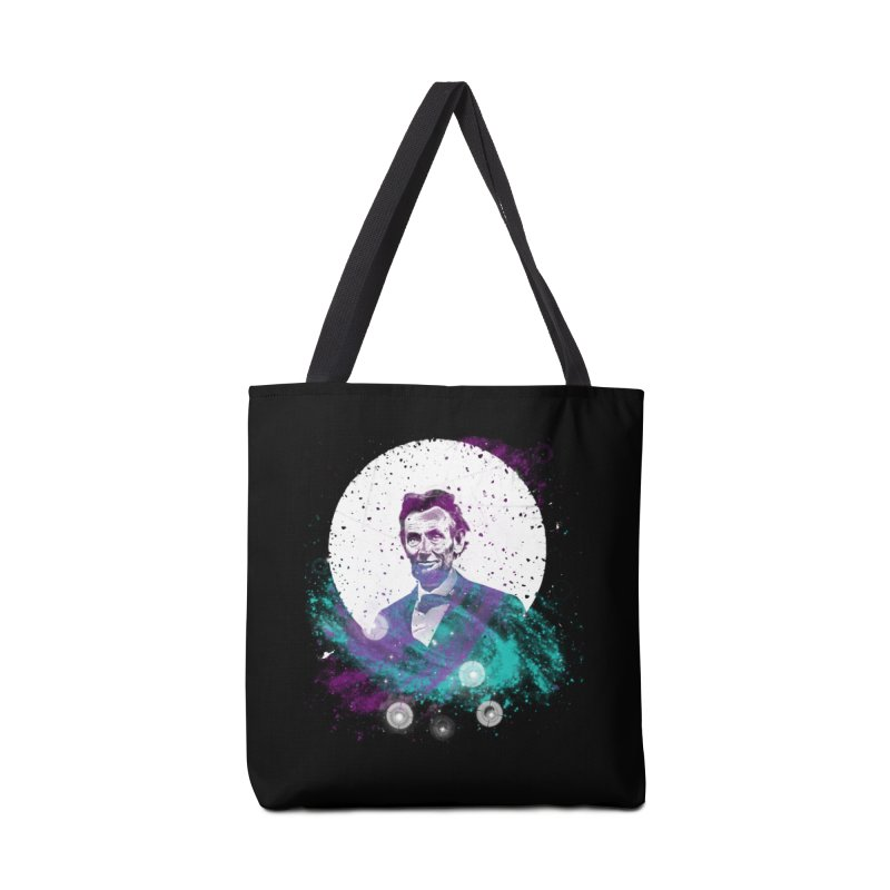 Cosmic Abe Accessories Bag by Misterdressup