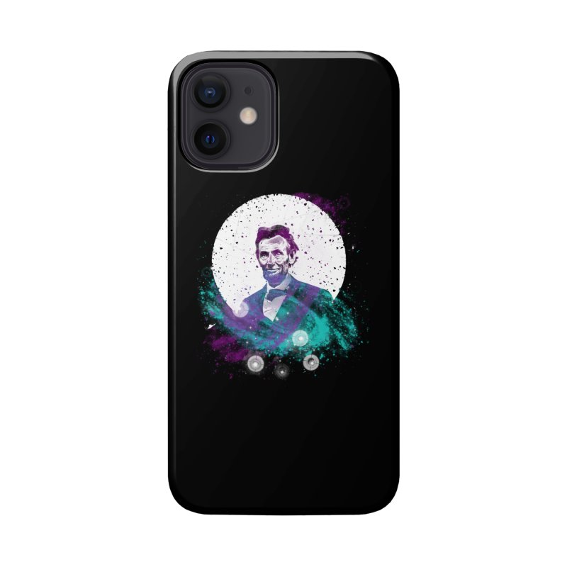 Cosmic Abe Accessories Phone Case by Misterdressup
